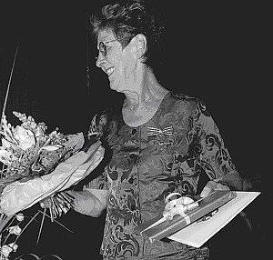 Bruni Hoffmann erhält Bundesverdienstkreuz